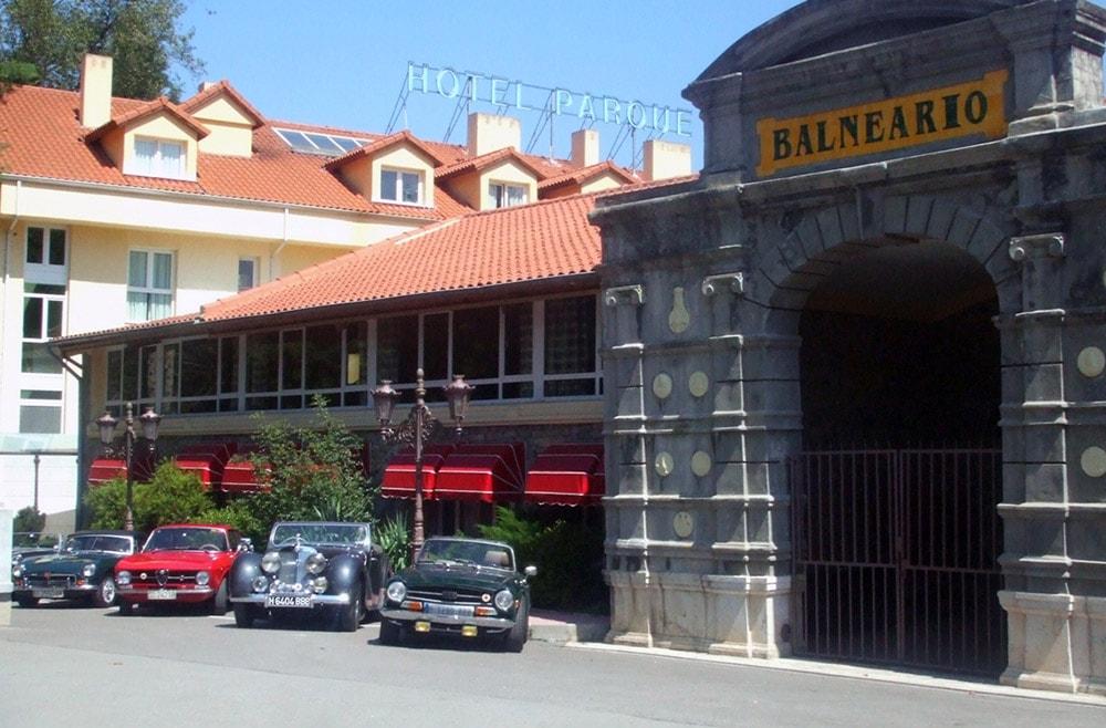 Balnearios de Cantabria