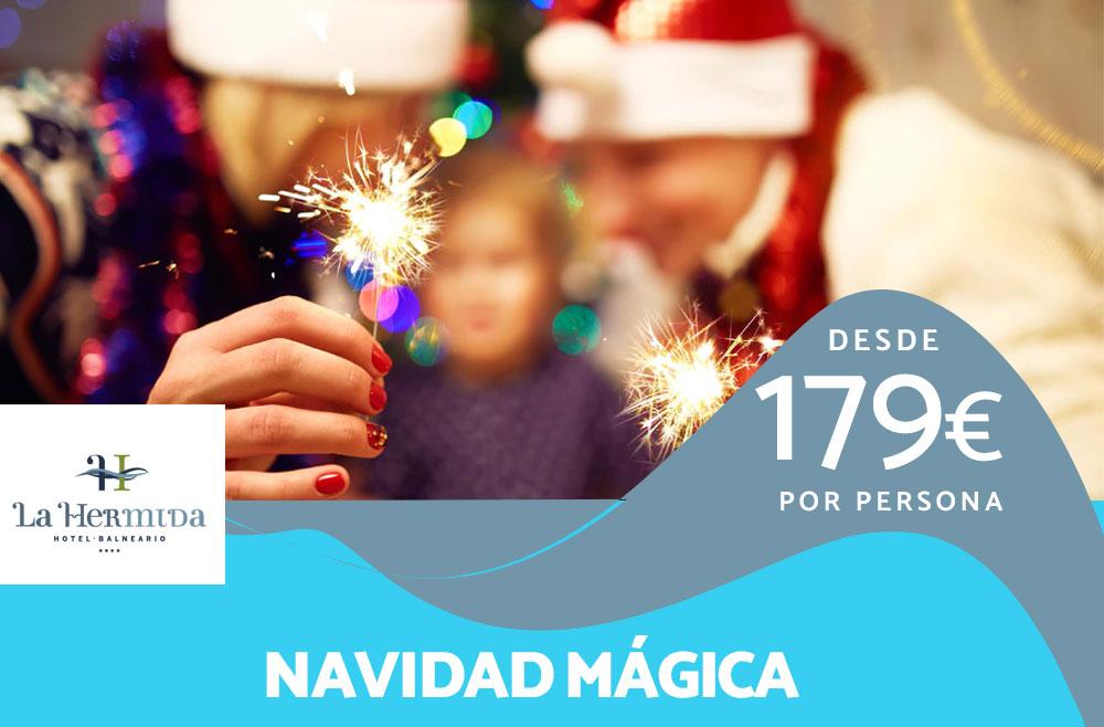 Navidad Mágica en La Hermida