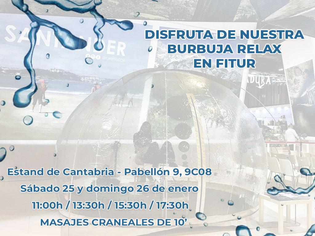 Los Balnearios de Cantabria vuelven a FITUR