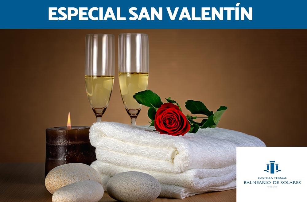Especial San Valentín en Balneario de Solares