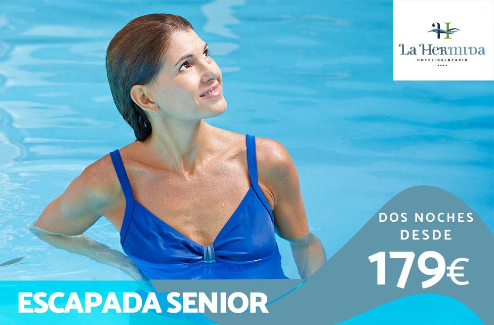 Escapada Senior en el Balneario La Hermida