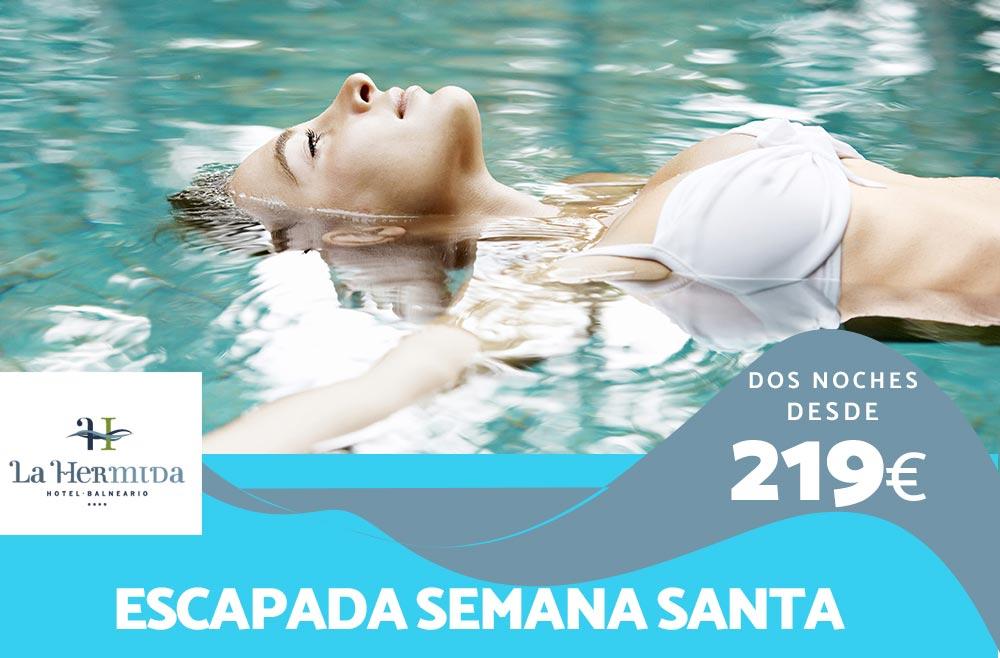 Especial Semana Santa en Balneario La Hermida