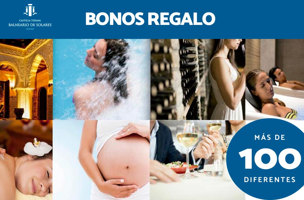 Bonos Regalo Castilla Termal Balneario De Solares